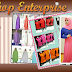 Tempahan Design Facebook Timeline Cover: Syafikah Shop Enterprise
