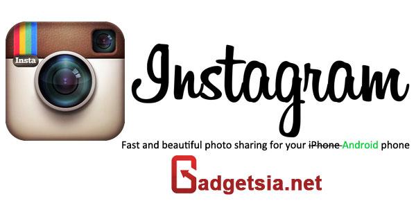 Aplikasi Edit Foto Iphone Terbaik - Instagram