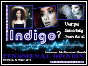 ANAK INDIGO 39 ( VERSI VANYA - SUMEDANG -JAWA BARAT )