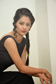 Monika singh sizzling photos in black-thumbnail-2
