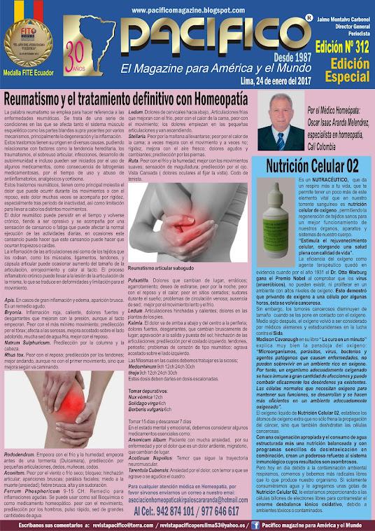 Revista Pacífico Nº 312 Edición Especial
