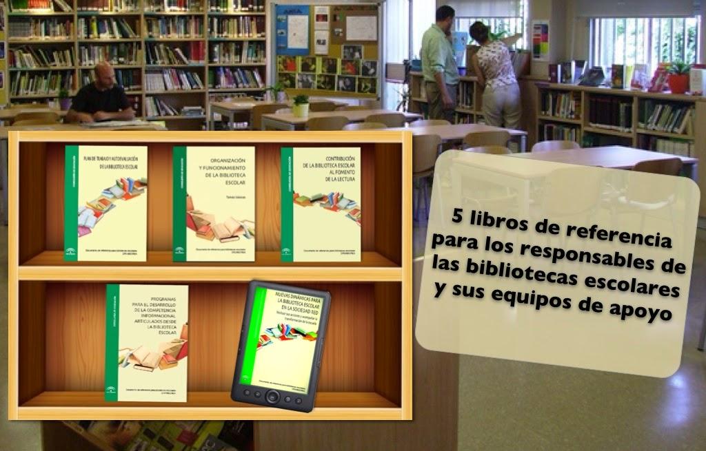 LIBROS DE REFERENCIA DE BIBLIOTECAS ESCOLARES