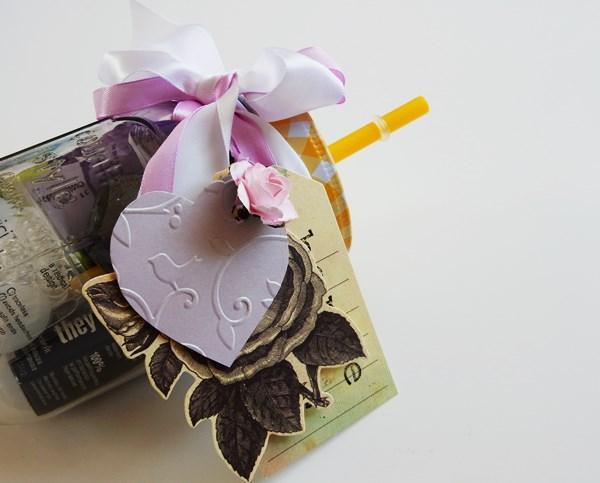 DIY : Le cadeau mason jar