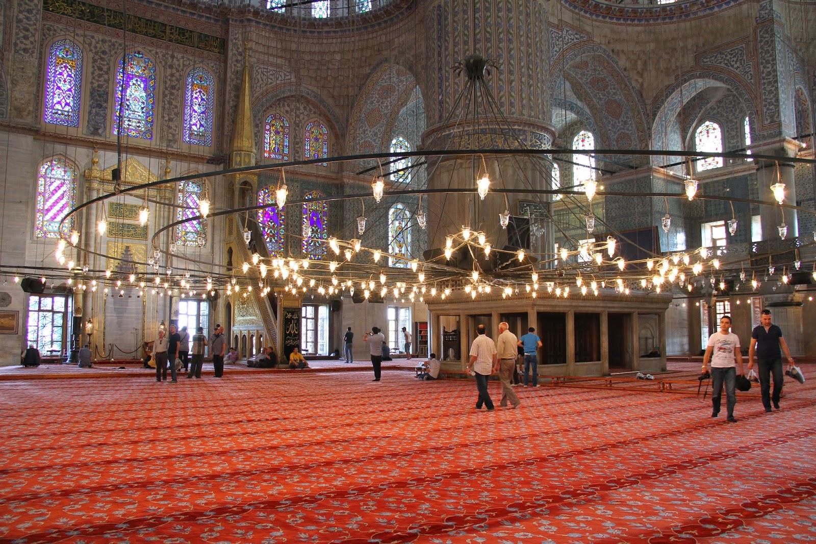 дотопримечательности Стамбула