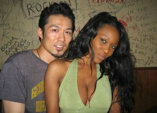 Asian guy black woman potn — photo 4