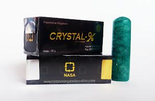 Crystal X Obat Herbal Keputihan