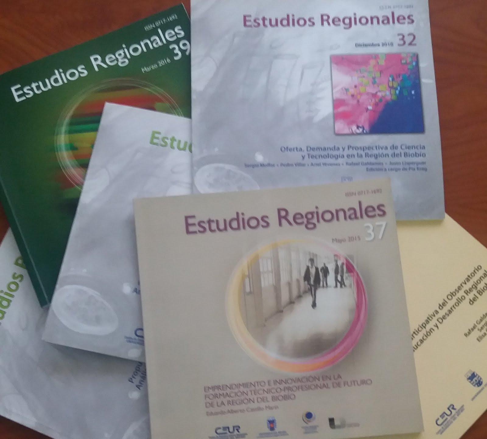 ESTUDIOS REGIONALES