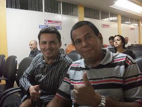 Jackson Gerente Do Itaú é mais  um amigo do Catireiro e também seguidor deste blog.