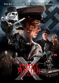 Ver Puppet Master X Axis Rising Online Gratis (2012)