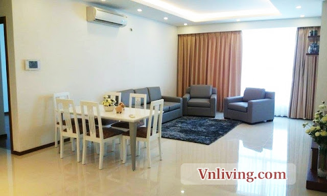 134 sqm apartment for rent in Thao Dien building , District 2