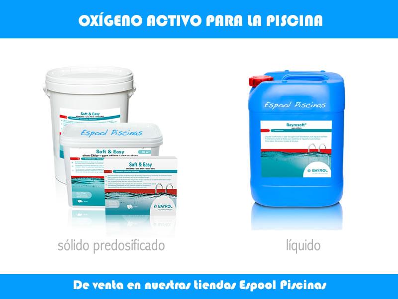 Dr espool blog de espool piscinas oxigeno activo para for Oxigeno activo piscinas