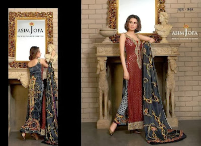 Asim Jofa dresses for a party