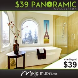 Panoramic Murals On Sale
