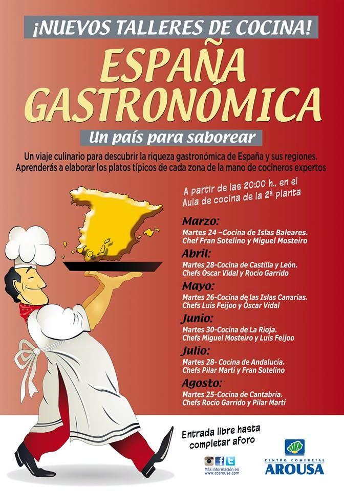 Talleres Gastronómicos