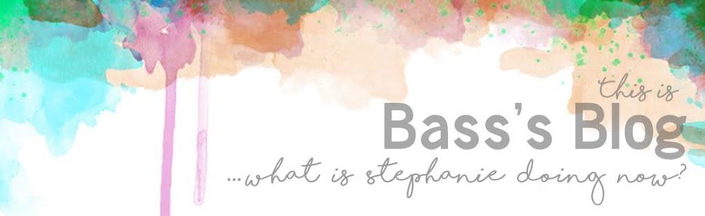 Stephanie Bass' Blog