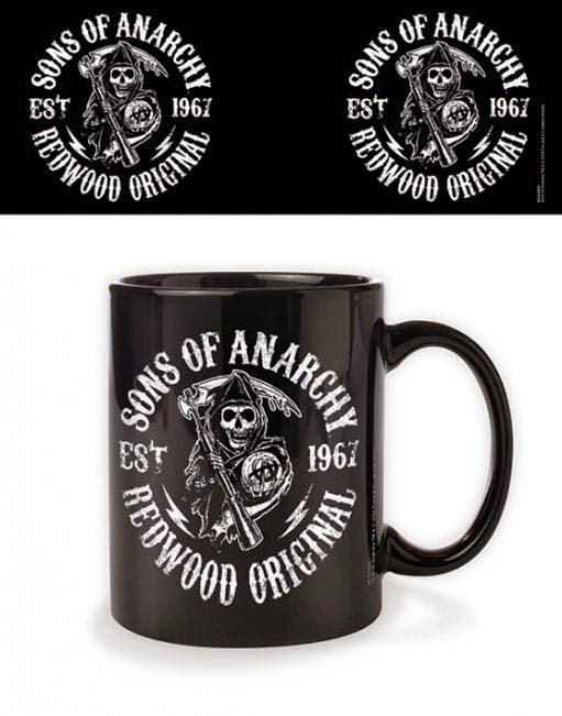 Taza Redwood Original serie Sons of Anarchy