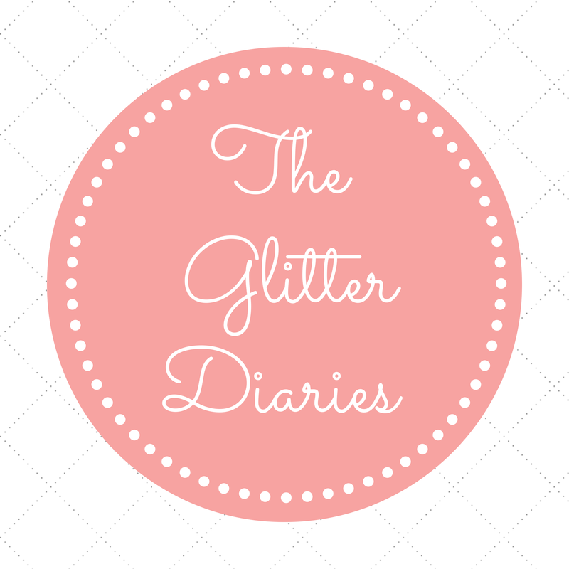 I'm also a blogger for The Glitter Diaries!