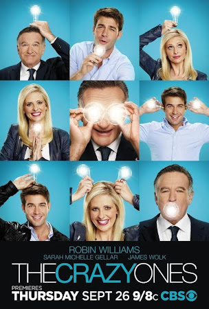 The Crazy Ones TV 2013 S01 Season 1 Download