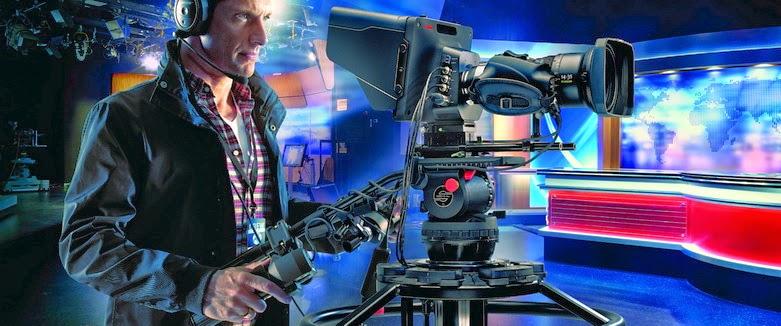 Blackmagic HD studio camera, kamera broadcast terkecil di dunia