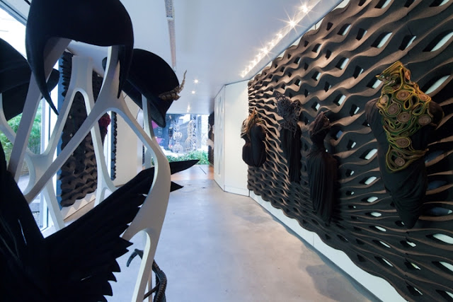BOFFO Emerging Fashion Designers Paired With Cutting-edge Architects