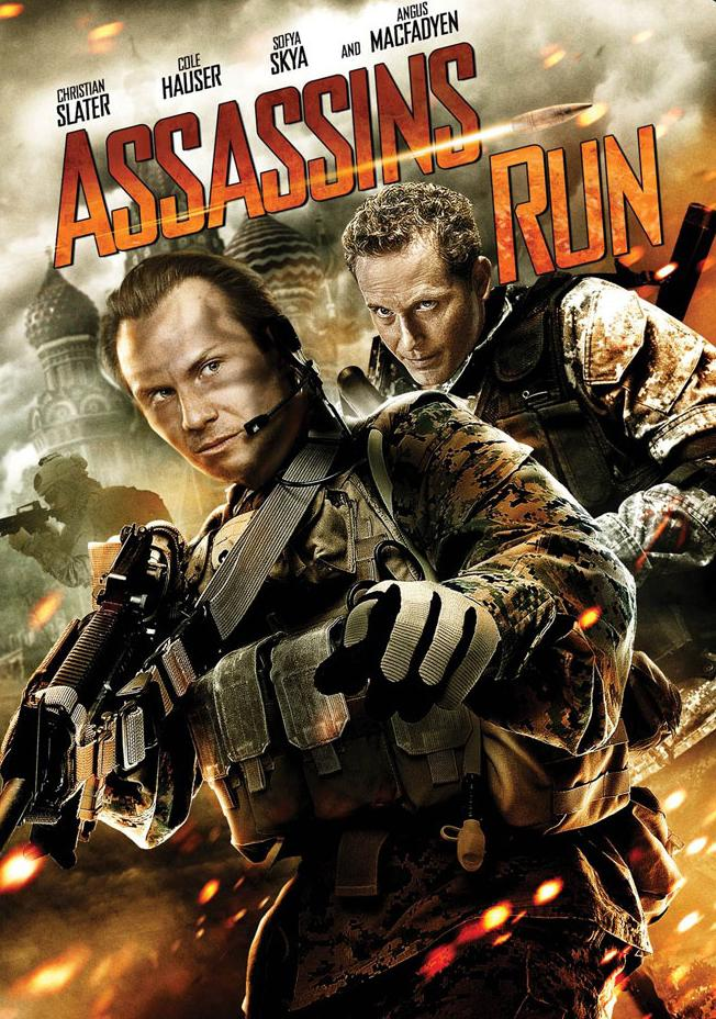 Ver Assassins Run (2013) Online
