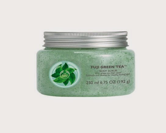 Exfoliante corporal de The Body Shop. Exfoliante té verde. Exfoliantes Body Shop. El mejor exfoliante del mercado. Hemos probado exfoliantes The Body Shop. Chocomanía The Body Shop