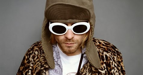 Kurt Cobain Natural Hair