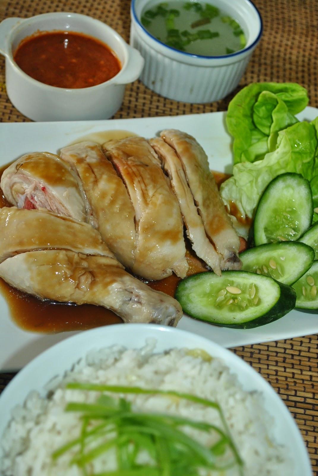 Resepi Nasi Ayam Hainan Mudah Dan Sedap Resepi Book O