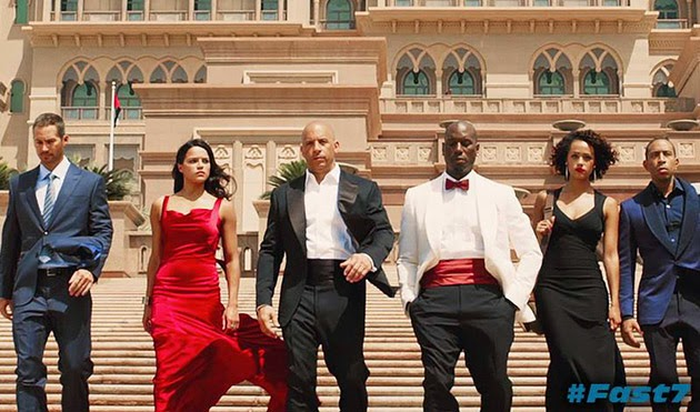 Soundtrack Film Fast and Furious 7 (2015) | Filmania