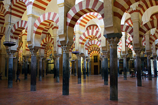 Reflexiones sobre un clasicismo contempor neo la mezquita - Arquitectos en cordoba ...