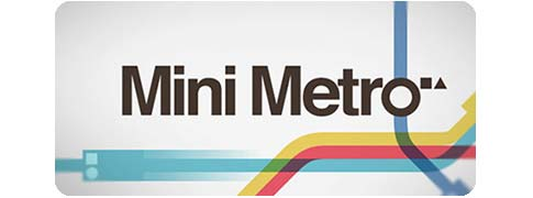 Mini Metro Portable Download for PC