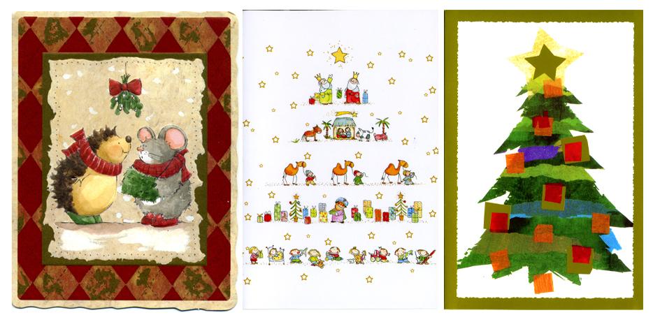 cucatraca: Aquellas postales de navidad... ACTUALIZACIÓN