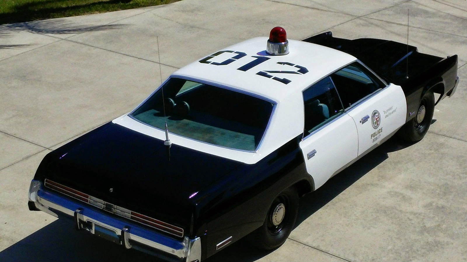 Dodge Conversion Van >> All American Classic Cars: 1978 Chrysler Newport 4-Door ...