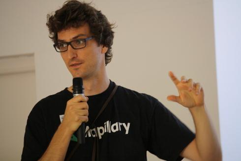 Pau Gargallo de Mapillary