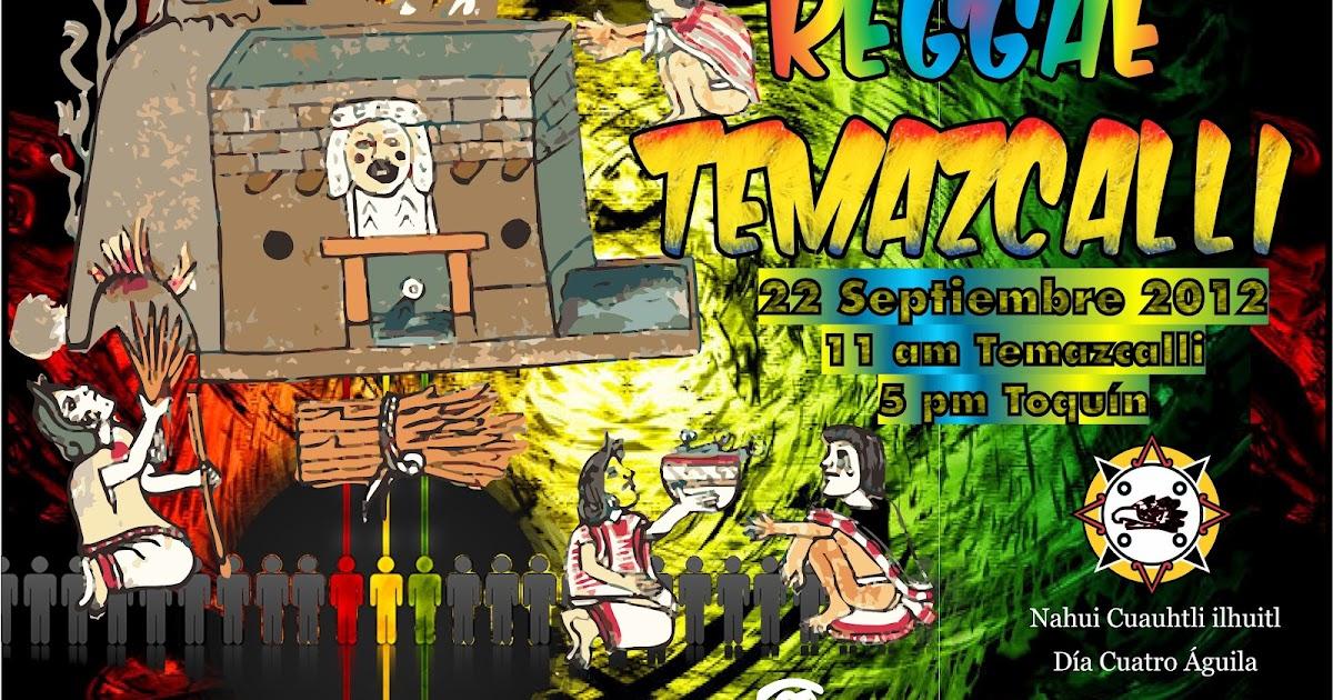 Yei zipaktli dub reggae temazcalli for Banda del sol jardin olvidado