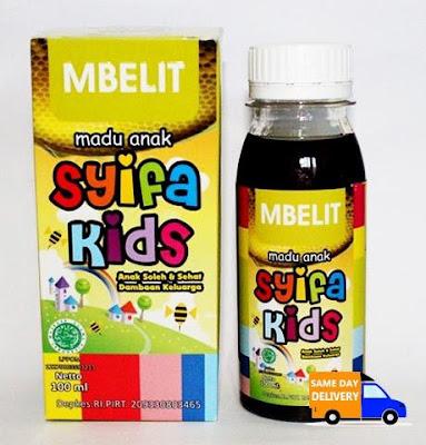 obar pencernaan untuk anak-anak