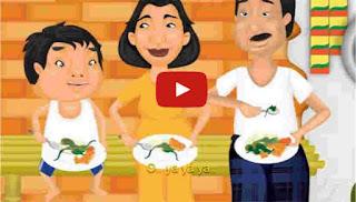 film kartun Indonesia Keluarga parikan