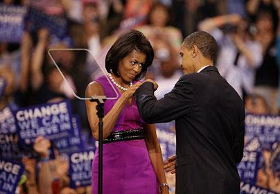 Michelle Obama,presidente,restaurante,anécdota