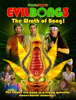 evil  Evil bong 3 the wrath of bong (2011) Español Subtitulado