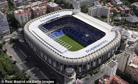 Pendapatan Real Madrid Meroket Lagi