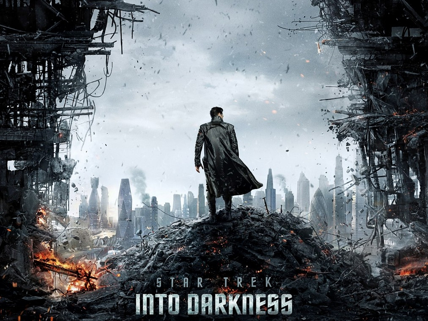 Star Trek Into Darkness wallpaper 1440x1080 001