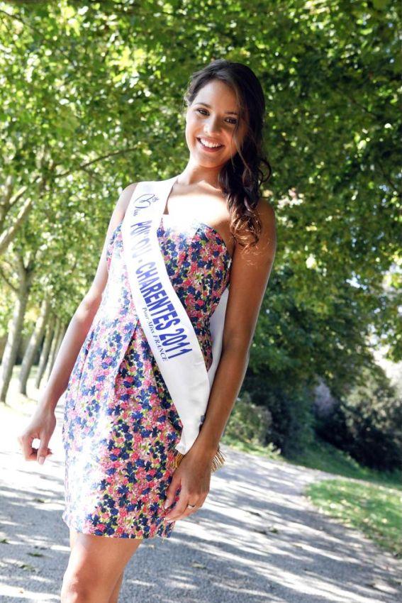Miss Poitou-Charentes-Manika Auxire