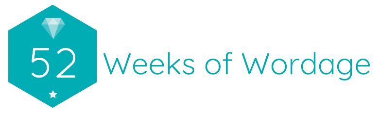 52 Weeks of Wordage