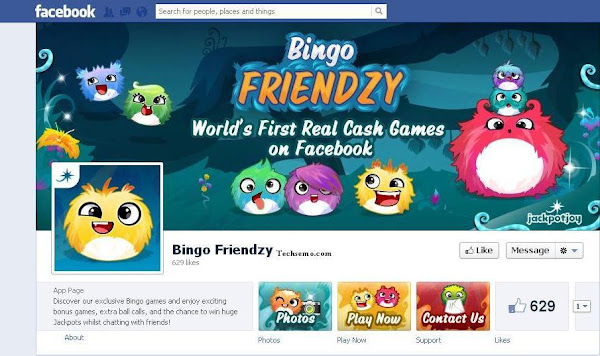Facebook Launched First Real-cash Gambling App