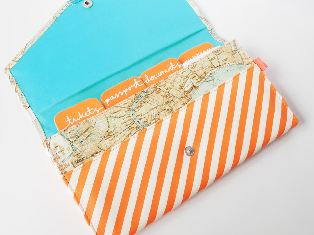 Reisedokumente immer zur Hand