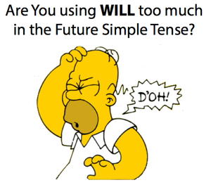 Using future tense in IELTS speaking
