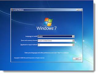 شرح تثبيت ويندوز 7 windows خطوة خطوة بالصور 3