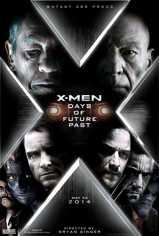 X Men Days of Future Past Movie Wallpaper #1 SantaBanta - x men days of future past movie wallpapers