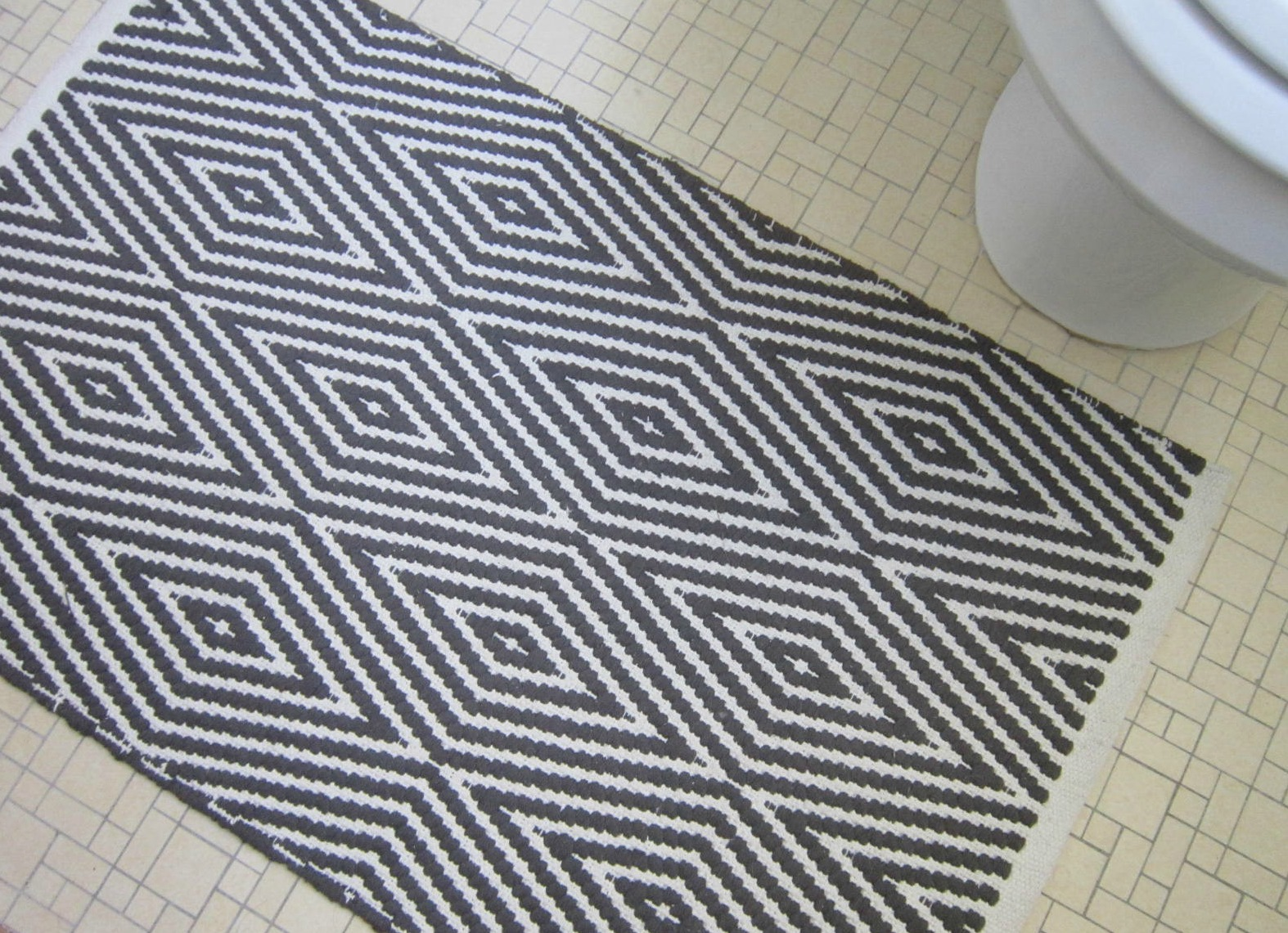 Original This Bath Mat Is By Thomas Paul For All Modern I Really Fell For His
