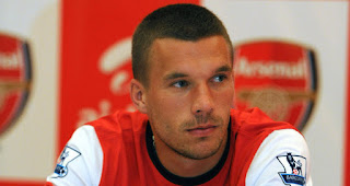Kualitas Lukas Podolski Di Arsenal